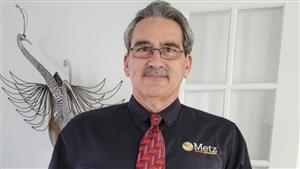 Pete Mannarelli, general manager of Metz Culinary Services at Gannon.