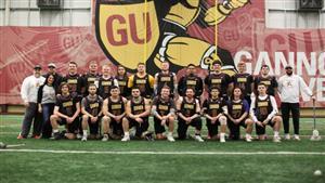 2020 Gannon Golden Knights Men's Club Lacrosse Team