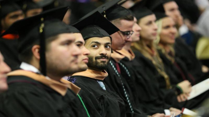 Gannon University graduates