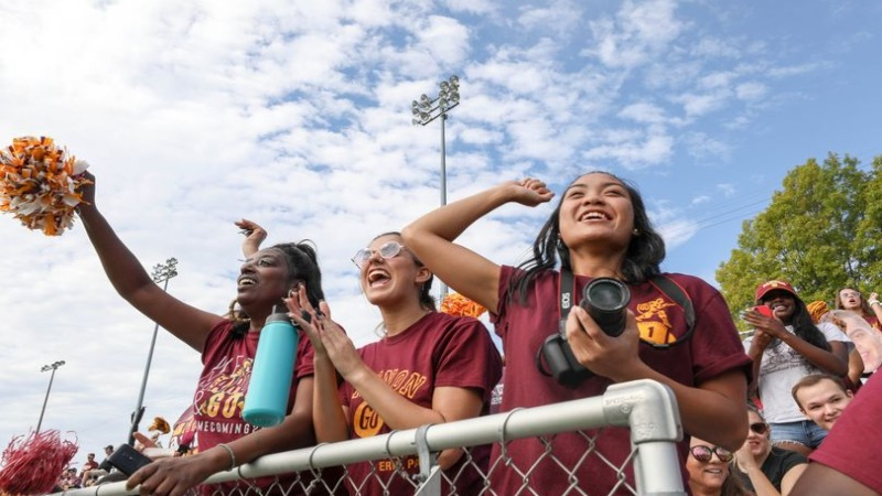 Gannon University to celebrate Homecoming and Family Weekend.