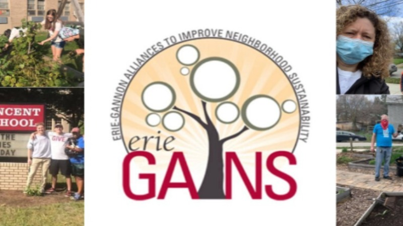 Erie-GAINS hosts a number of engagement opportunities for employees and students.