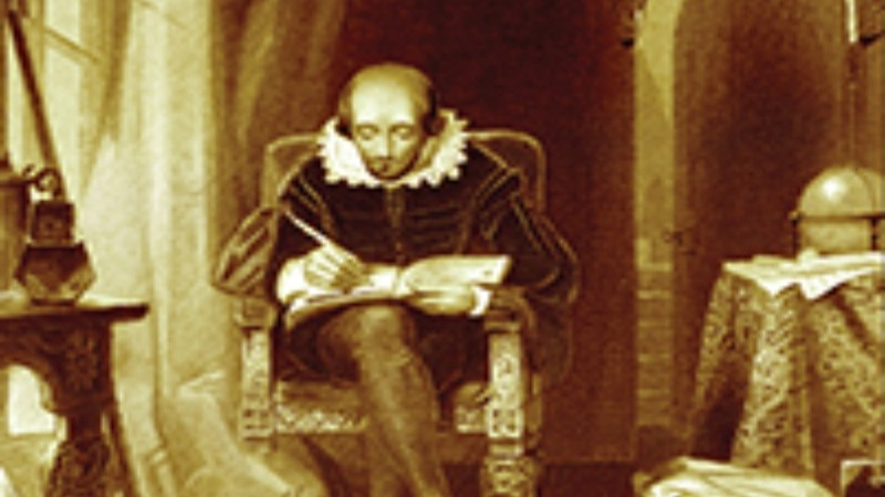 Douglas King, Ph.D. published a new book titled 'William Shakespeare: Facts and Fiction.'