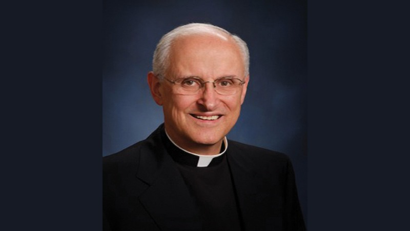 Monsignor Robert L. Brugger, longtime priest in the Catholic Diocese of Erie and trustee of Gannon University