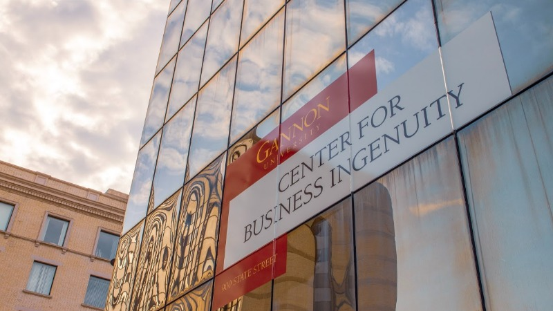 Gannon University Center for Business Ingenuity
