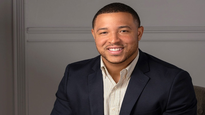 Chris Frye '10, First African-American Mayor of New Castle
