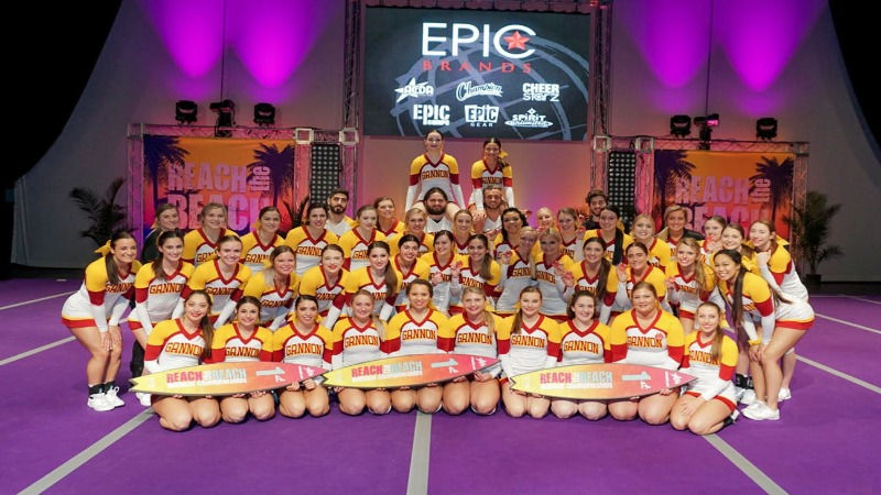 Gannon University Competitive Cheer