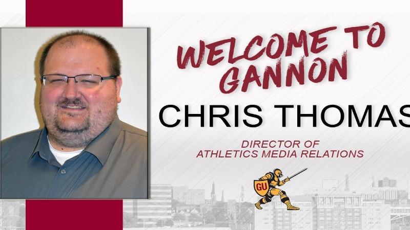 Chris Thomas, Director of Athletics Media Relations
