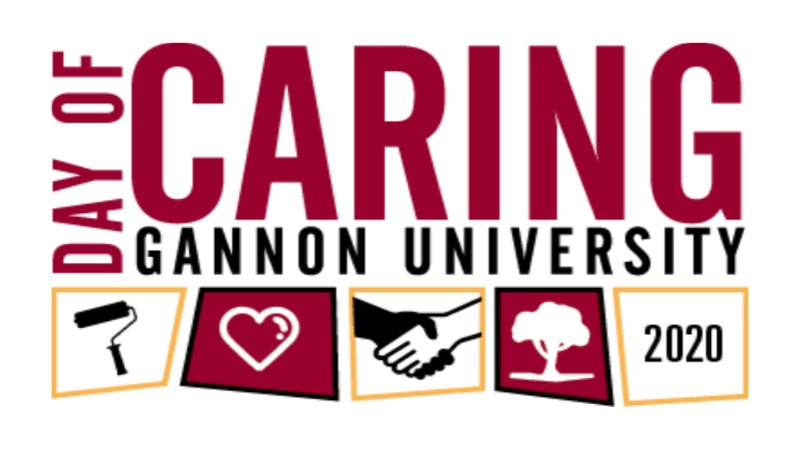 Day of Caring, Gannon University, 2020