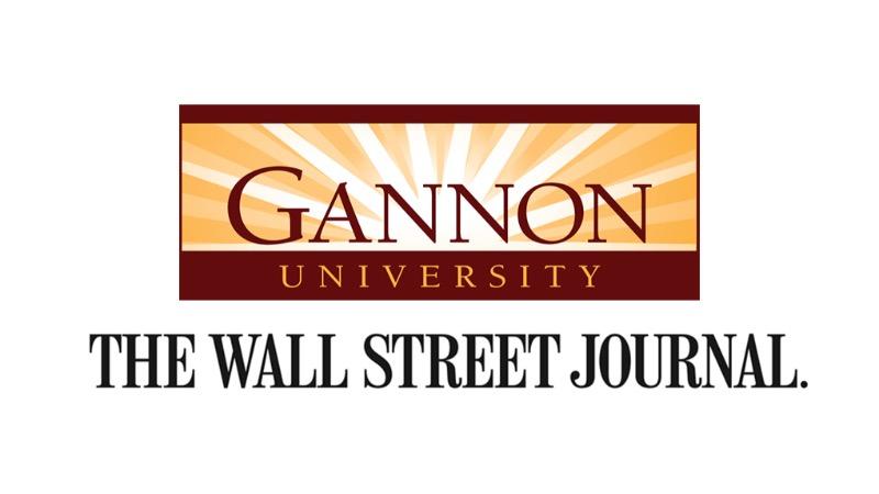 The Wall Street Journal   Gannon University