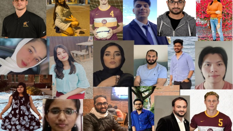 Fall 2020 Global Graduates