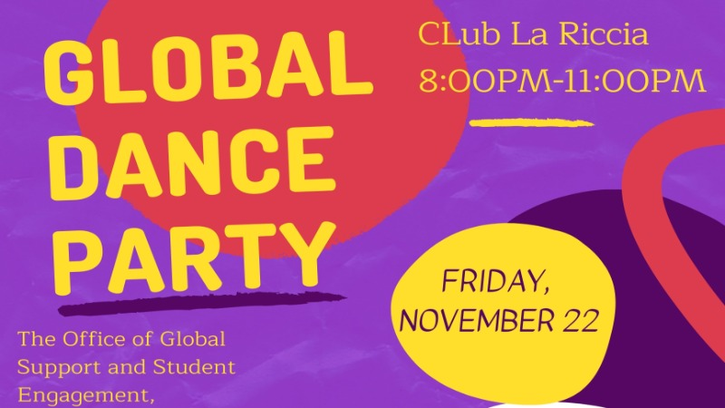 Global Dance Party by OGSSE