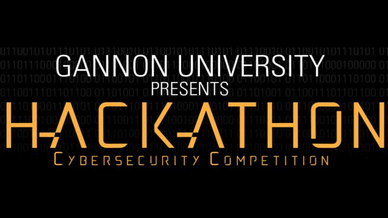 Gannon University Hackathon