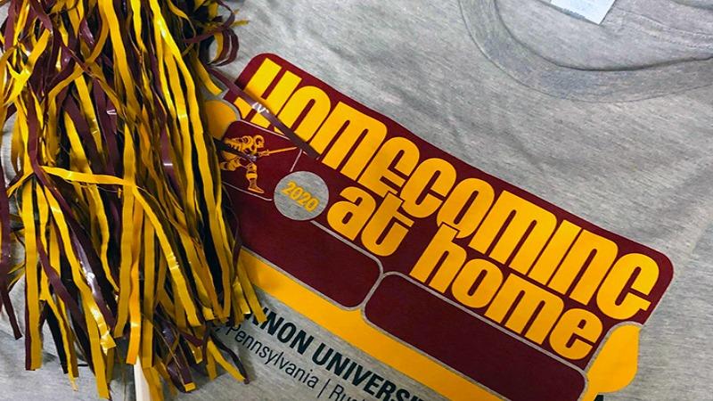 Homecoming at Home 2020 T-Shirt