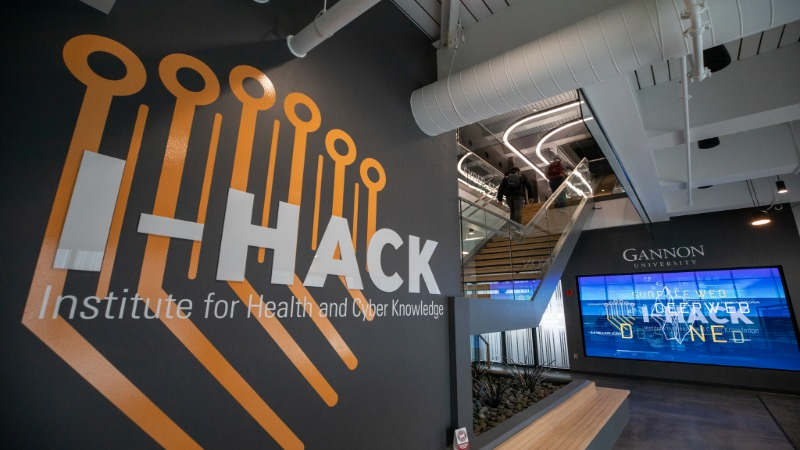 I-HACK, Institute for Health and Cyber Knowledge at Gannon University