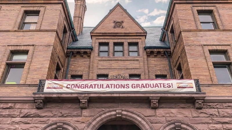 Congratulations to the Gannon Class of 2021