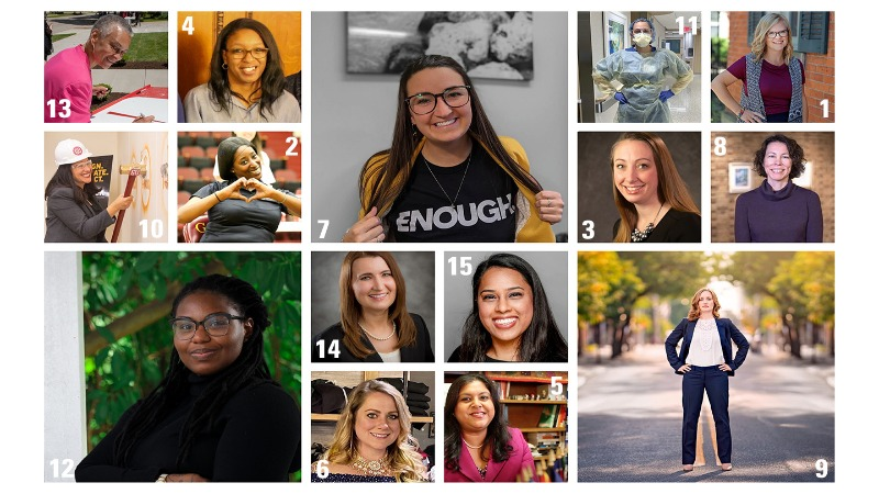 Read on for more on some of the exceptional women in the Gannon Family.