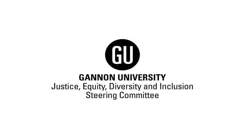 Justice, Equity, Diversity and Inclusion Steering Committee, Gannon University