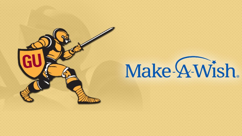 Gannon Athletics helped raise over $10,000 for Make-A-Wish during the 2019-20 year