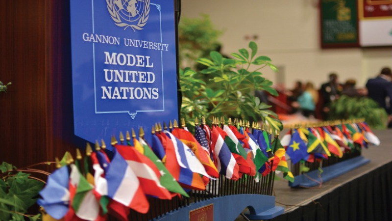 Gannon University Model United Nations