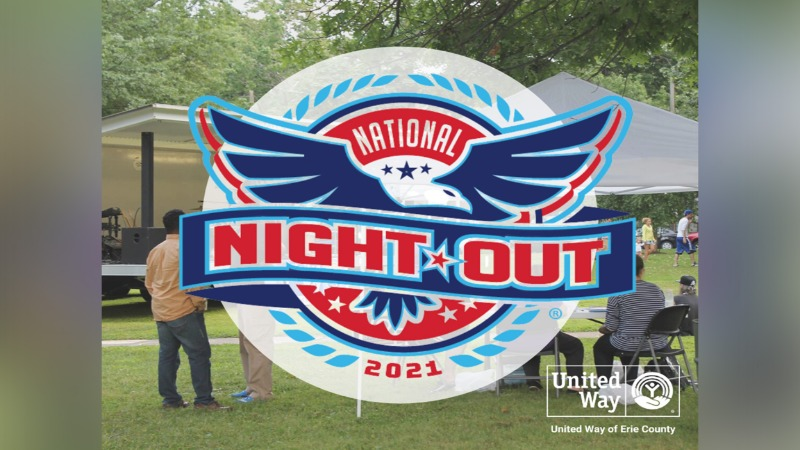 National Night Out 2021 - United Way of Erie County