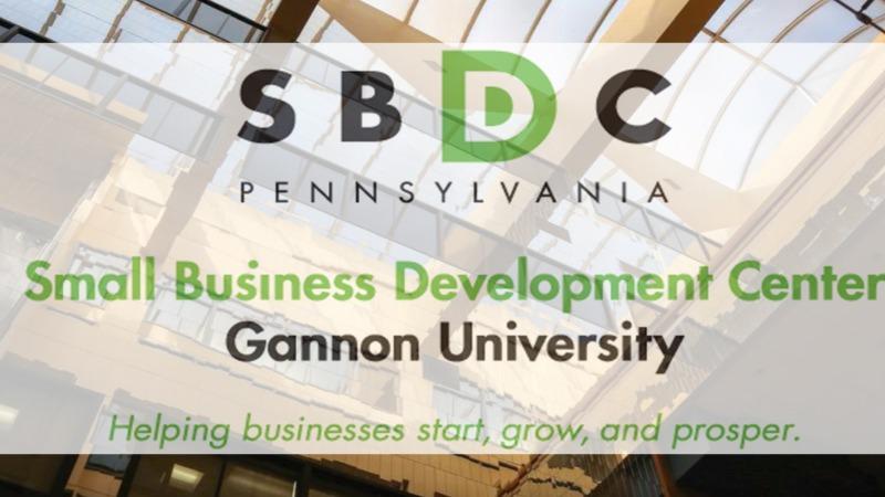 Gannon University Small Business Development Center