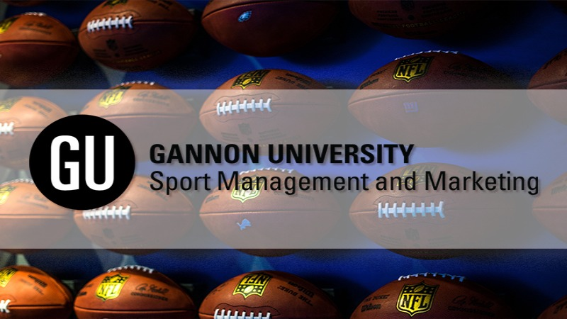 Gannon University Sport Management and Marketing