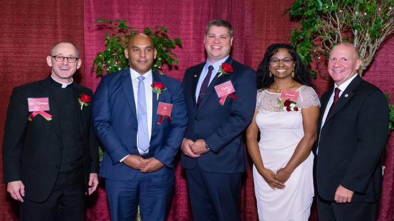 Distinguished Alumni Ceremony, 2018