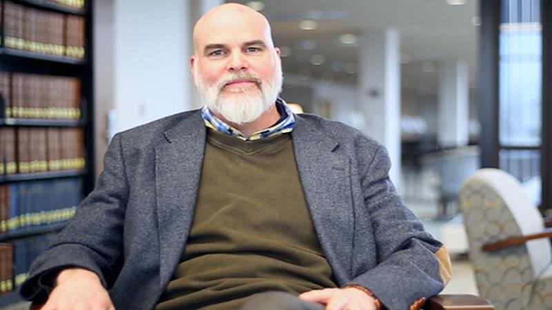 Aaron K. Kerr, associate professor of philosophy, chair, philosophy department Gannon University