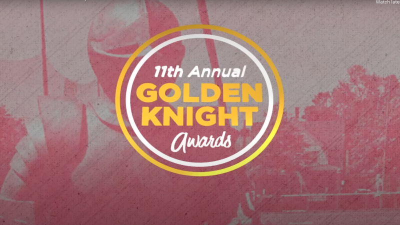 Gannon Athletics Hosts Virtual Golden Knight Awards