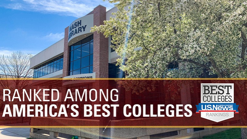 Gannon University has been ranked as a national University, according to the U.S. News & World Report.