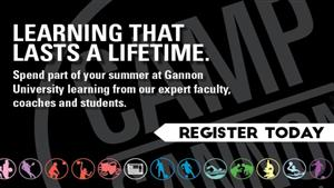 Camp Gannon - Learning that Lasts a Lifetime