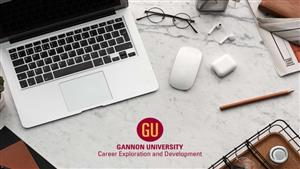 Gannon University Career Exploration and Development