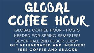 OGSSE's Global Coffee Hour Logo