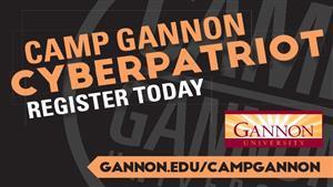 Camp Gannon CyberPatriot