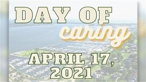 Gannon's Day of Caring is this weekend, April 17, 2021