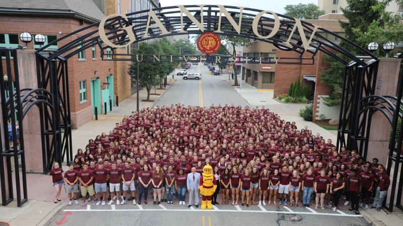 First Year Class Photo, Class of 2022