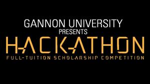 Gannon University's Hackathon Full-Tuition Competition