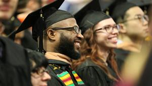 One hundred forty-six Gannon University graduates will be recognized at the University's Fall Commencement ceremony.