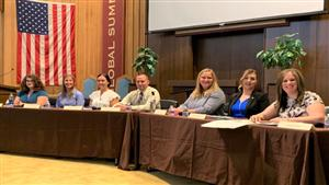 Gannon MHA Students Debate Medicare for All vs. Repeal and Replace