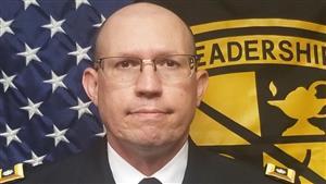 Lieutenant Colonel Daniel J. LaFountain