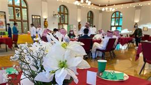SSA Celebrates the 91st Saudi National Day