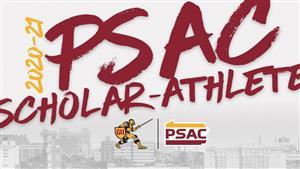2020-2021 PSAC Scholar Athletes