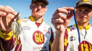 Aaron Bunting and Nolan Pyle