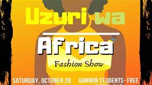 Uzuri wa Africa Cultural Show