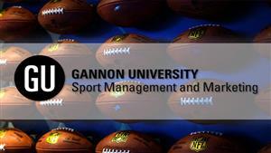 Gannon University Sport Management and Marketing