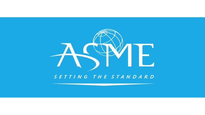 ASME: Setting the Standard