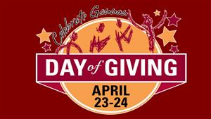 Celebrate Gannon and Day of Giving to take place Thursday, April 23 - Friday April 24, 2020