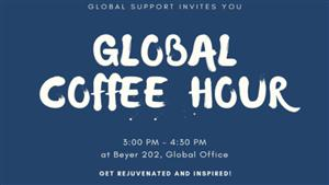OGSSE's Global Coffee Hour